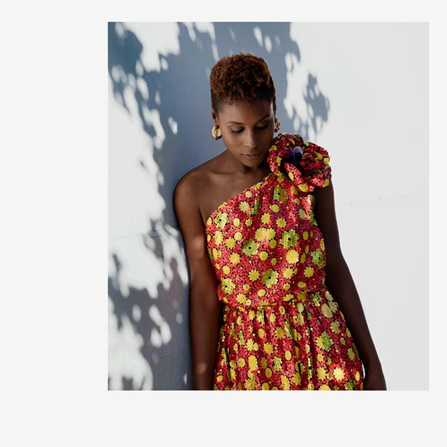 VOGUE: ISSA RAE x JACKIE NICKERSON