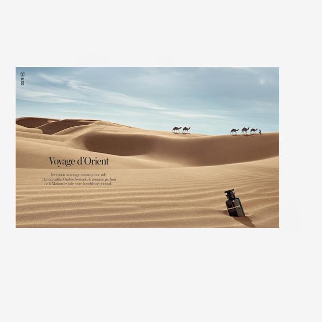 'LV BOOK #8' MAXIME POIBLANC x LOUIS VUITTON NOMADE