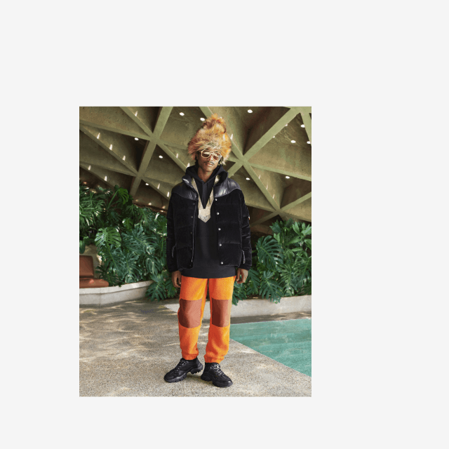MONCLER 1952: STEVE LACY x THEO WENNER