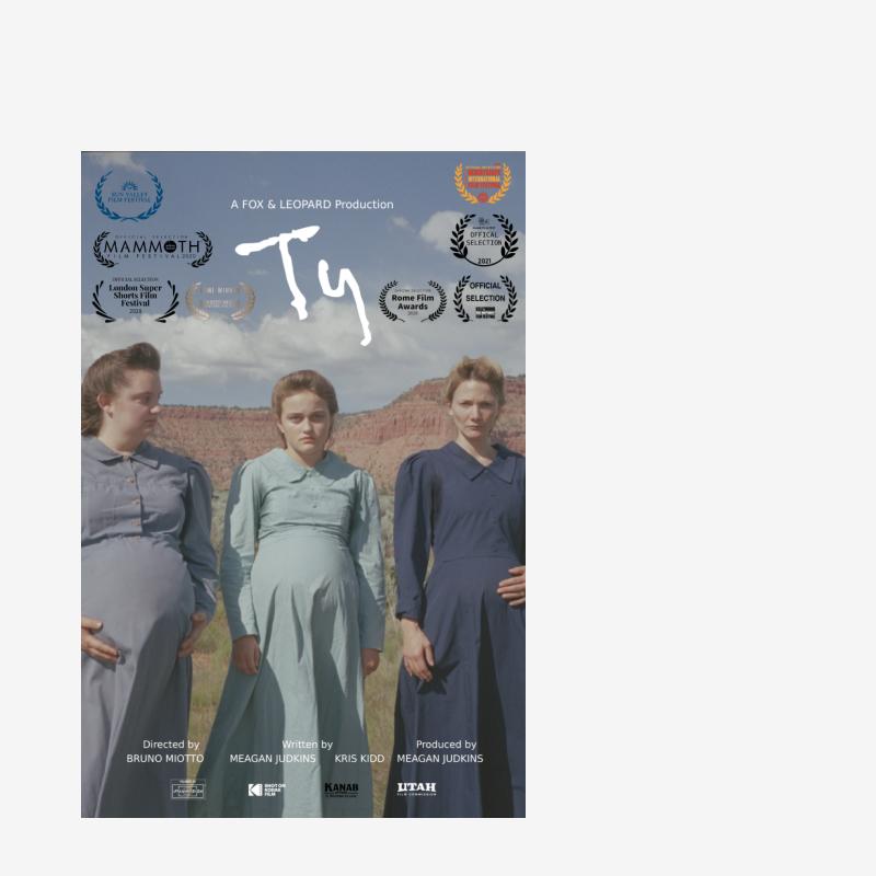 """SHORT FILM: """"TY"""" dir. BRUNO MIOTTO"""